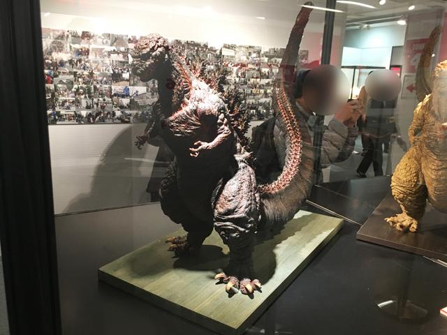 特撮のDNA-シンゴジラ造形2